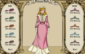 Dress-up-periode-game