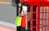 Dress-spel-in-londen