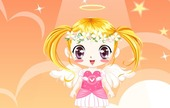 Dress-spel-met-een-angel