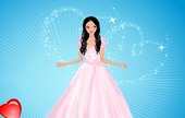 Dress-up-princesse