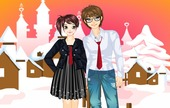 Dress-up-pareja